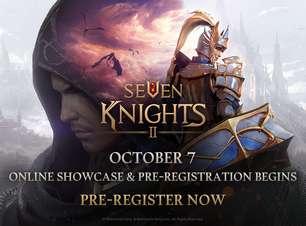 RPG mobile Seven Knights 2 chegará ao ocidente em novembro